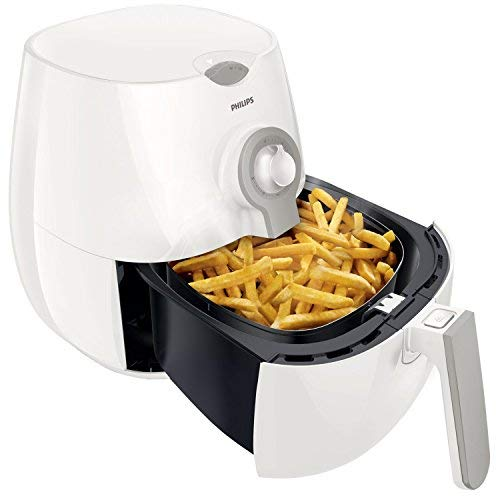 Philips Airfryer HD9216/80 Fritteuse, Kunststoff (PP), Bianco