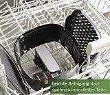 Philips Airfryer XXL, Heißluftfritteuse (ohne Öl, für 4-5 Personen, 3,5 L, Testurteil: sehr gut) schwarz HD9630/90