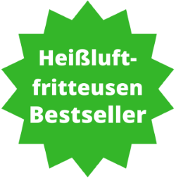 heissluftfritteusen bestseller