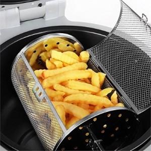 Klarstein Vitair Heißluftfritteuse mit Pommes