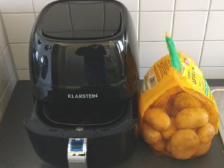 Klarstein VitAir Fries Touch Heißluftfritteuse Test