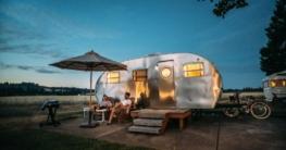 Heißluftfritteuse für Camping